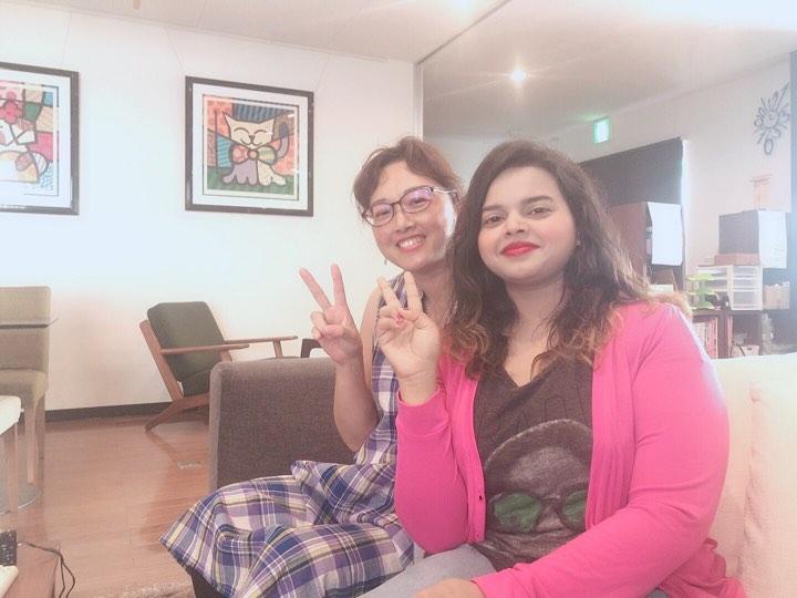 5月20日から浜松本社のオフィスでにほんごカフェ&クラブが始まりました。